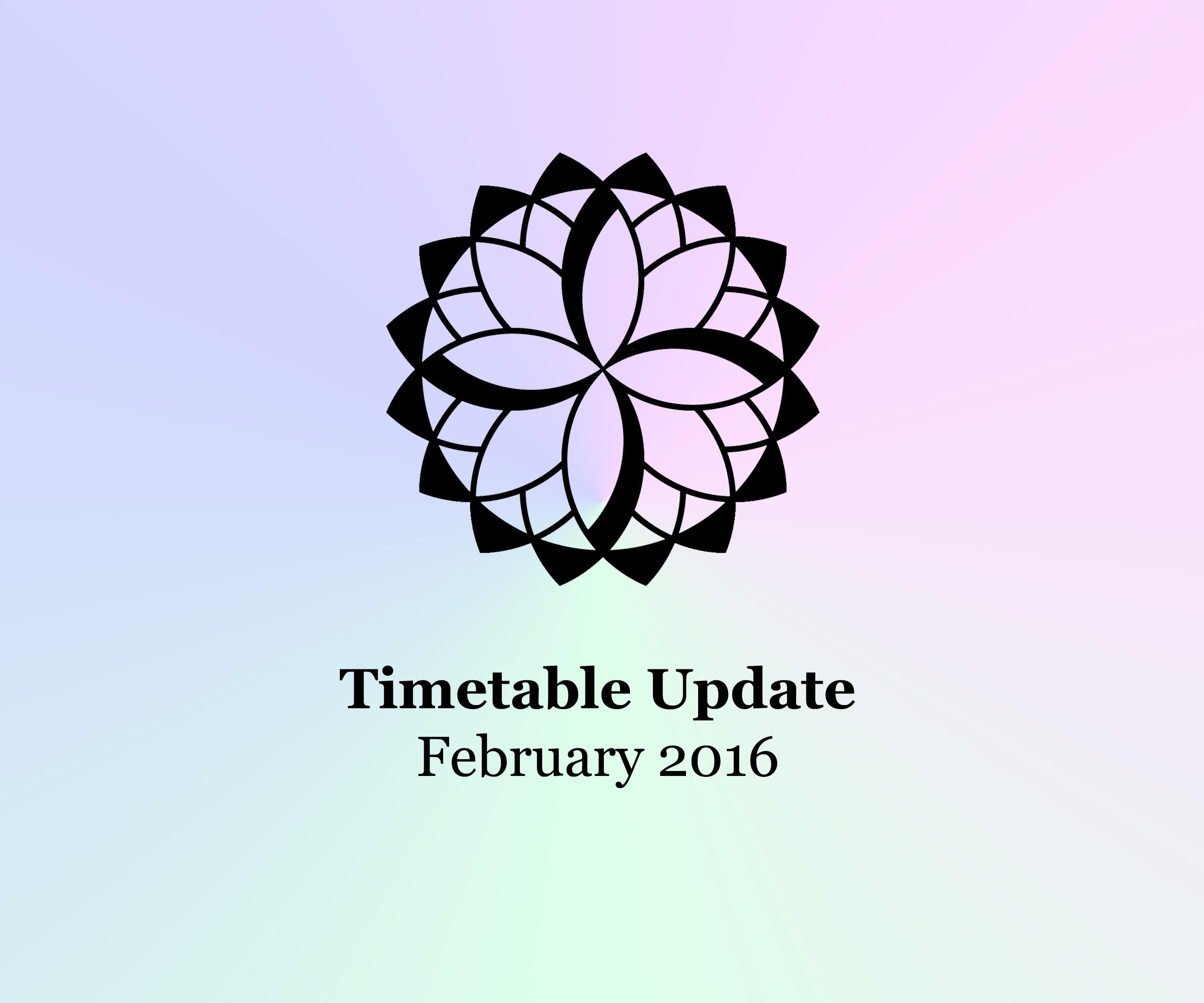 TT update
